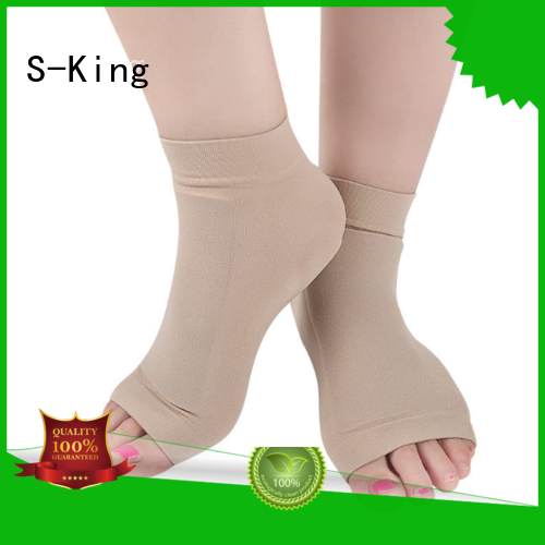 care arch plantar fasciitis socks thumb S-King