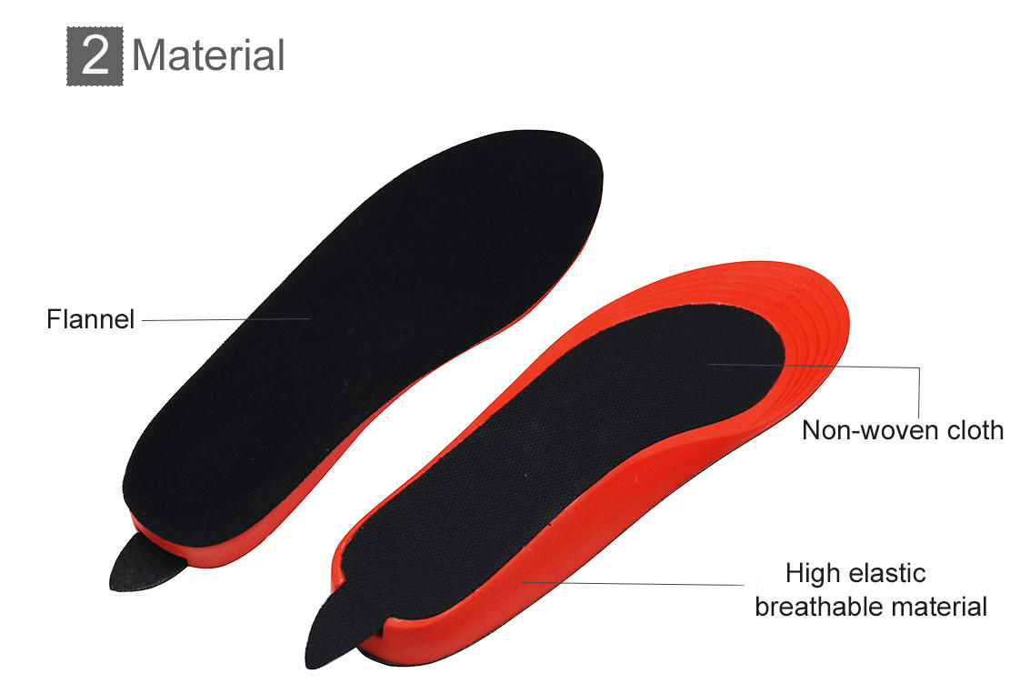 S-King Wholesale 12 volt heated insoles factory for golfing-3