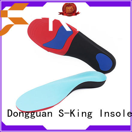 S-King Custom best foot orthotics for walk