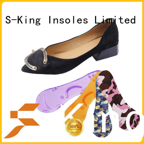 S-King women's insoles arch support price for hunting