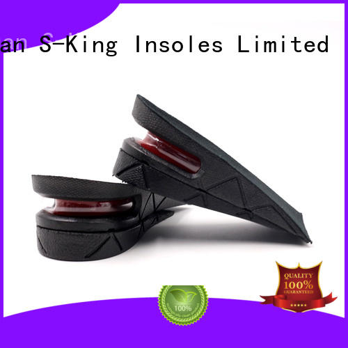 S-King Brand shoe shoes height insoles increase factory