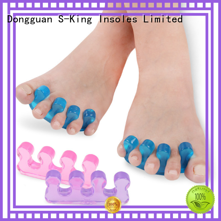 Best foot spacers for bunions company for overlapping toes