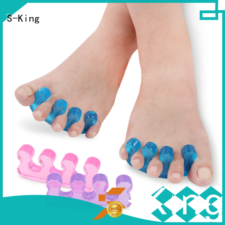 S-King Best gel toe spacers Suppliers for bunions