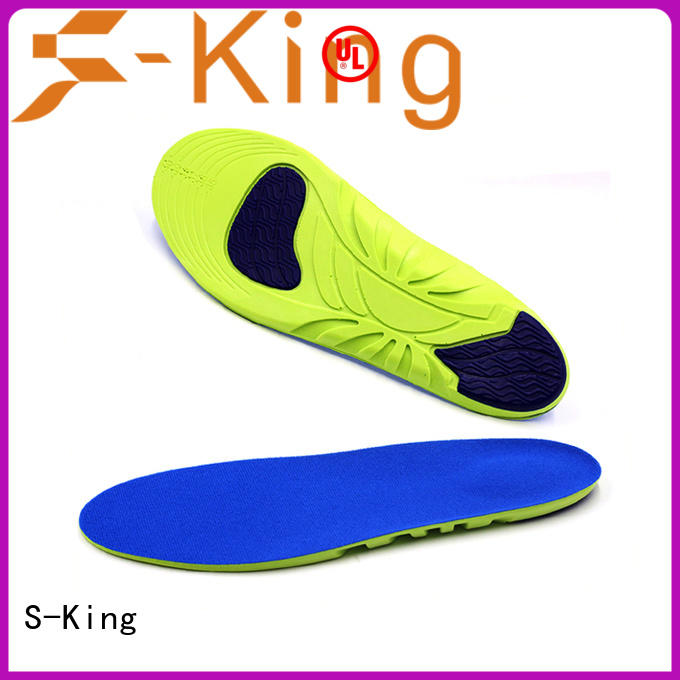 S-King Latest thick foam insoles for increase height