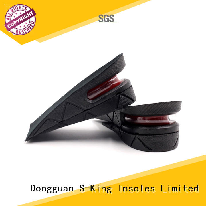 S-King height increase insoles factory for increase height
