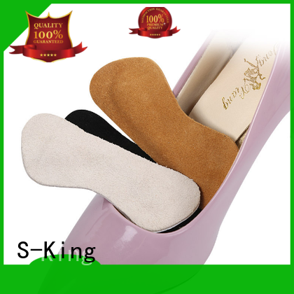 S-King New silicone heel grips manufacturers for blister
