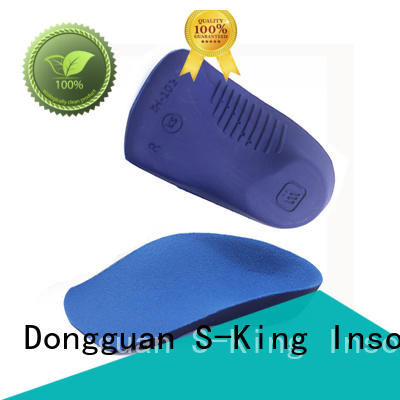 S-King Latest gel insoles for kids factory