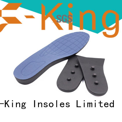 Custom heel lift inserts for shoes for footcare health