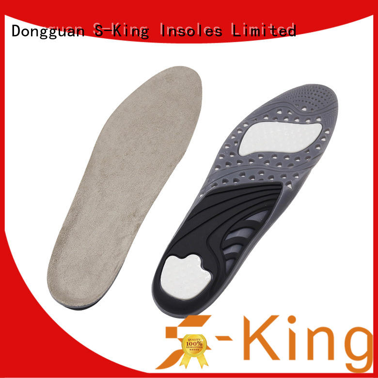 S-King sports gel insoles Suppliers for forefoot pad