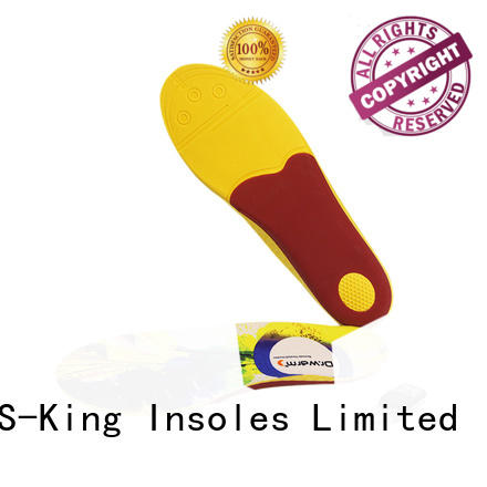 S-King winter self heating insoles for skiing