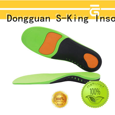 S-King Latest flat foot orthotics for walk