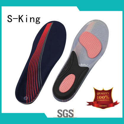 High-quality cooling gel insoles factory for forefoot pad