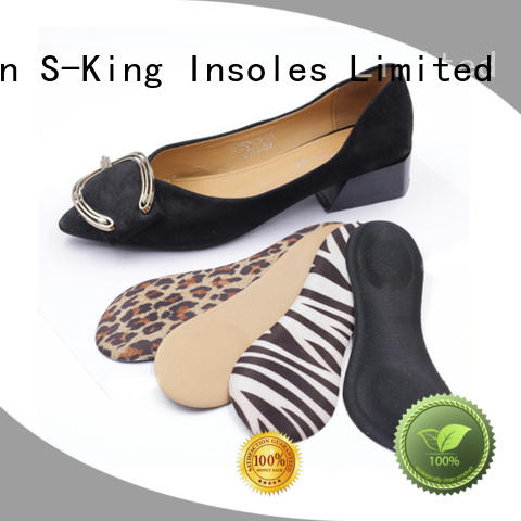 S-King Top best insoles for women's shoes Supply for shoes