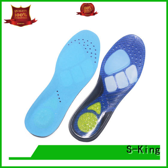 S-King women's gel insoles Supply for foot care