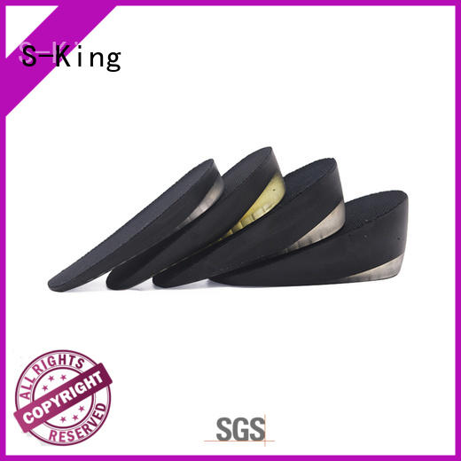 High-quality height insoles 3 inches for foot accessories