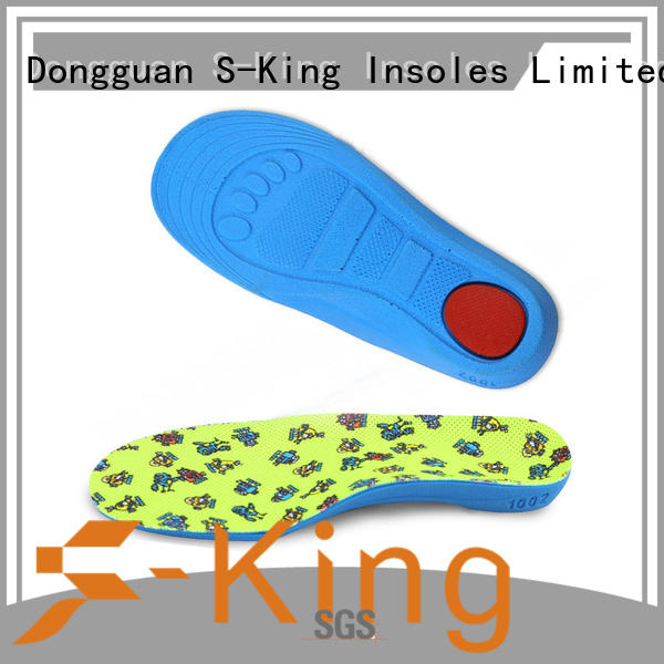 S-King Top shoe pads for kids manufacturers