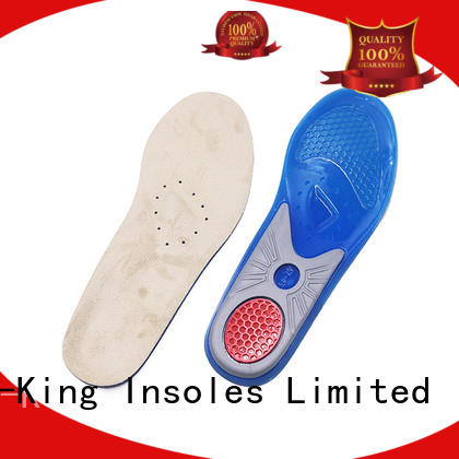 gel insoles for walking boots insole for running shoes S-King