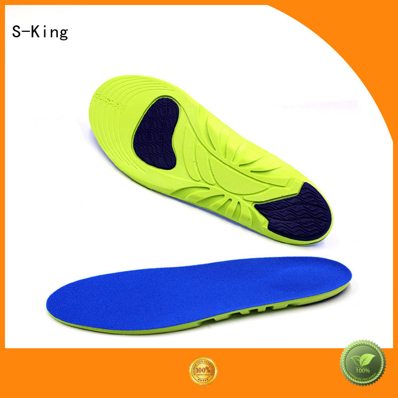 S-King memory foam insoles for boots price for increase height