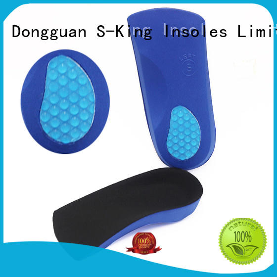orthopedic sports orthotic insoles with arch support sports