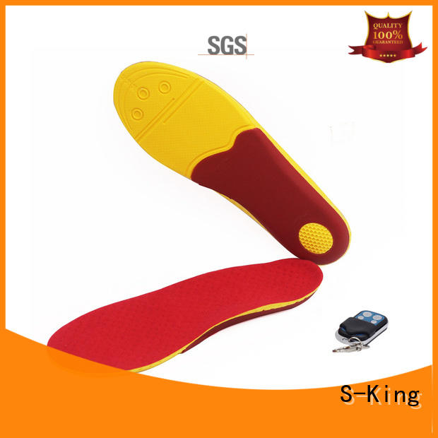 S-King insoles to keep your feet warm factory for sailing