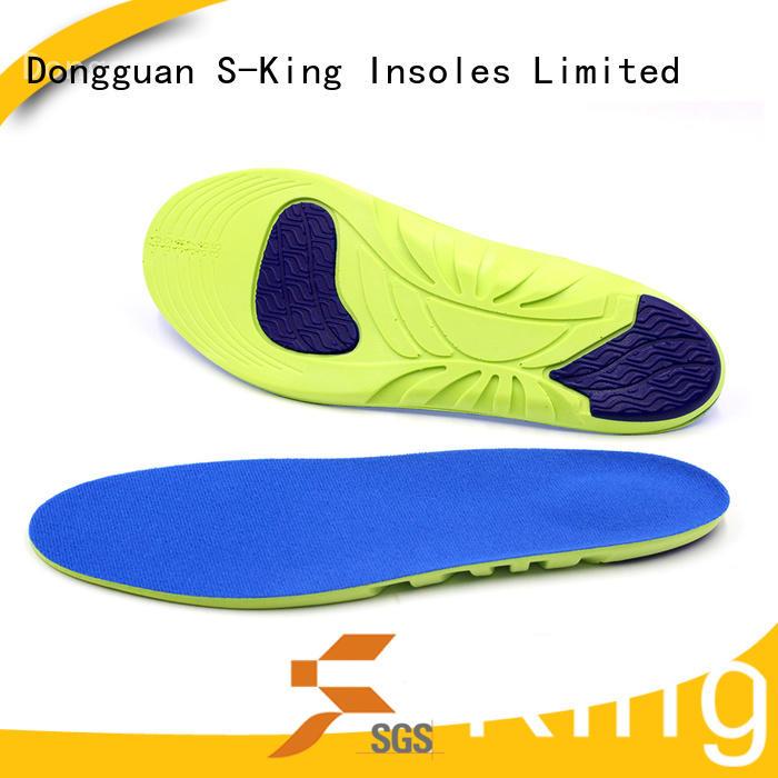 comfort foam insoles for feet running S-King