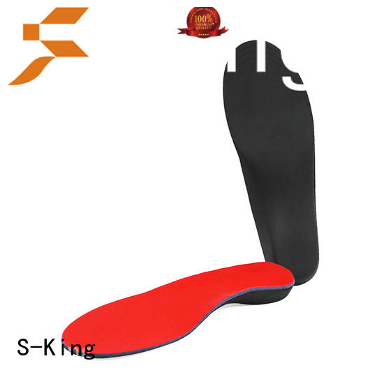 S-King orthotic inserts for flat feet company for foot accessories