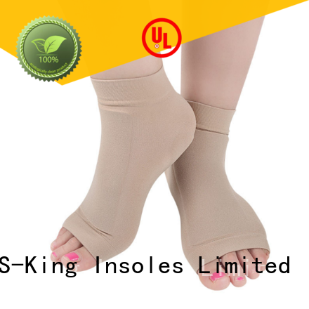 High-quality heel care socks manufacturers for foot accessories