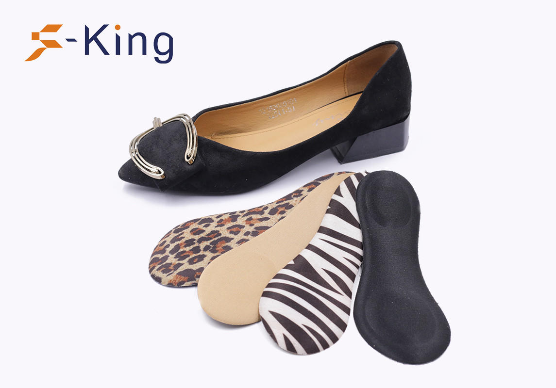 S-King-Womens Shoe Soles Manufacture | Memory Foam Disposable Shoe Insole For-1