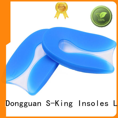S-King Custom heel and arch support insoles Suppliers for shoes