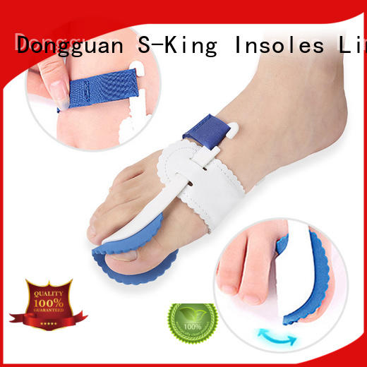 S-King Brand orthotic straightener separator hallux valgus correction manufacture