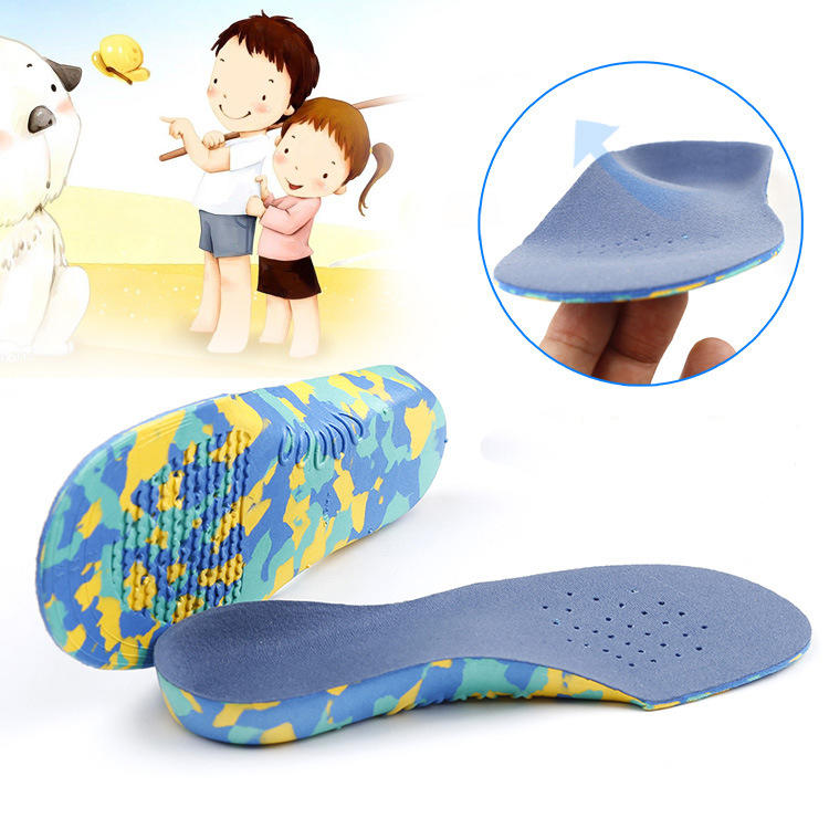 S-King-Kid Insoles, Kids Insoles Orthotic Inserts Comfort Arch Support, Shock-1