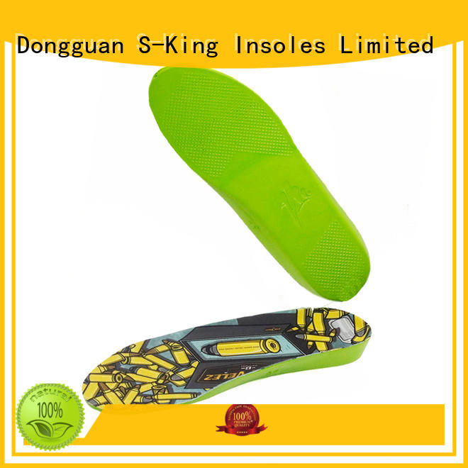 women's memory foam insoles insoles for increase height S-King