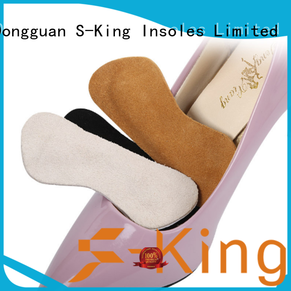 S-King Brand arch foot heel liner manufacture