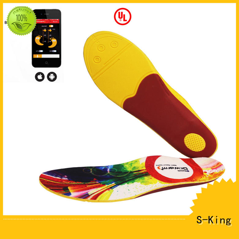 S-King insoles for cold feet factory for sailing