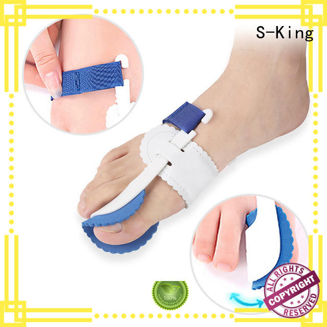 Wholesale bunion hallux valgus correction S-King Brand