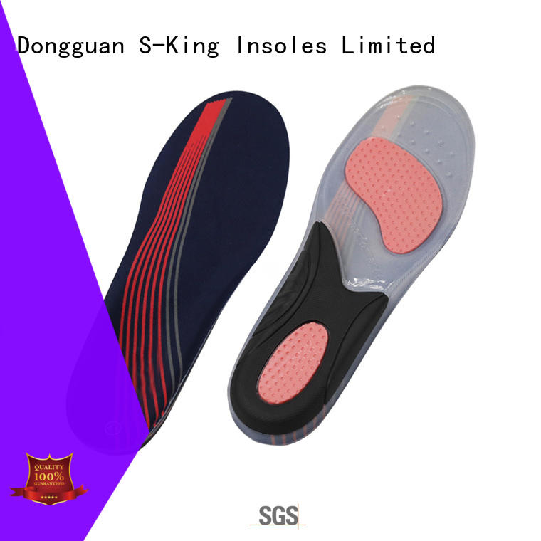 S-King stability gel insoles for running running for running shoes