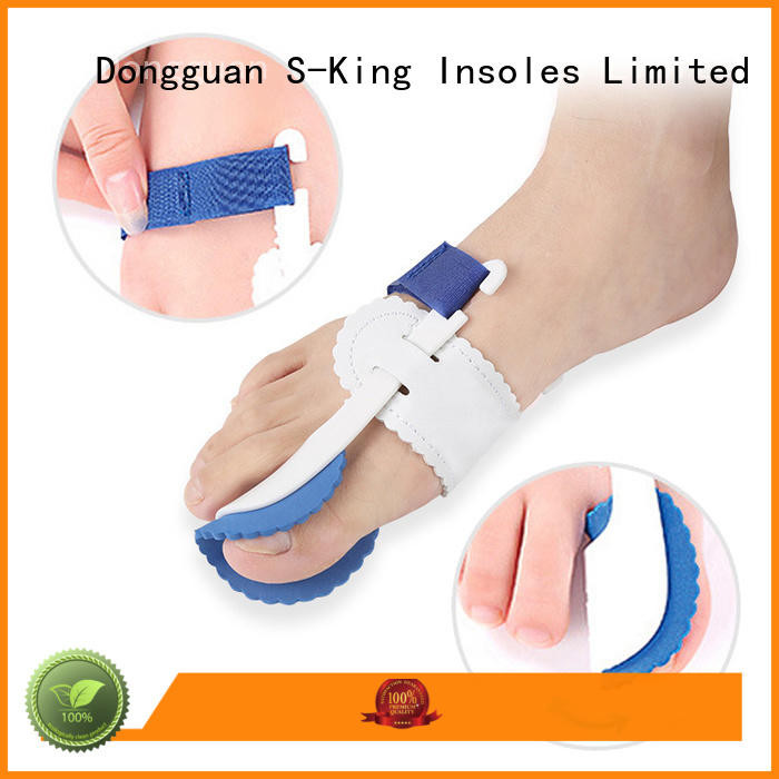 protection hallux valgus foot stretcher care S-King Brand company