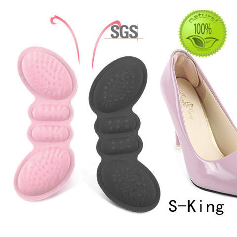 Custom heel liners for loose shoes Suppliers for friction