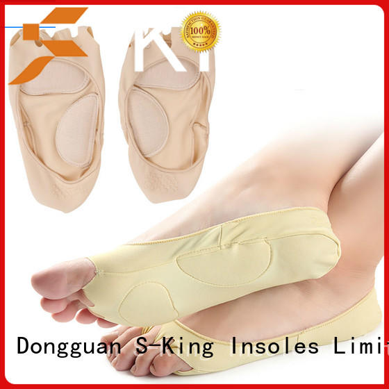 thin forefoot cushion gel for fetatarsal pad S-King