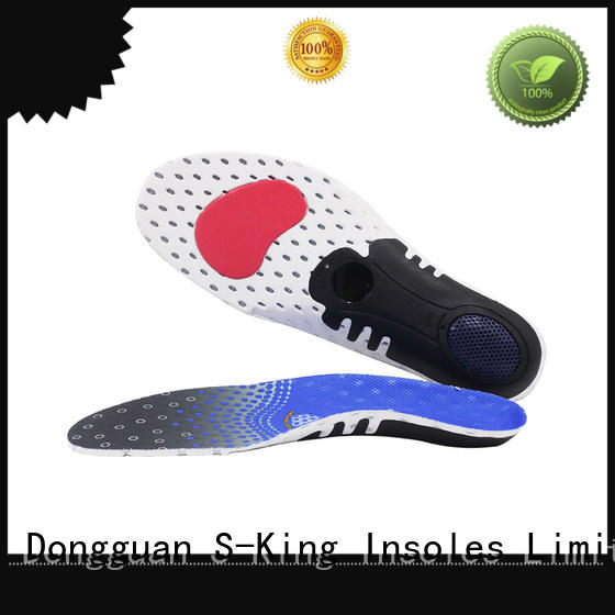 S-King orthotic foot inserts factory for walk