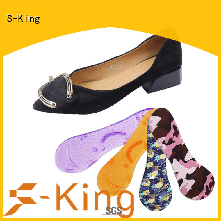 S-King best insoles for women's boots for sailing