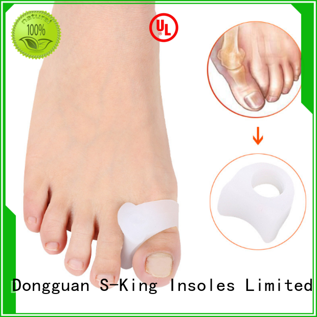 S-King Best gel toe separators benefits Supply for mallet toes