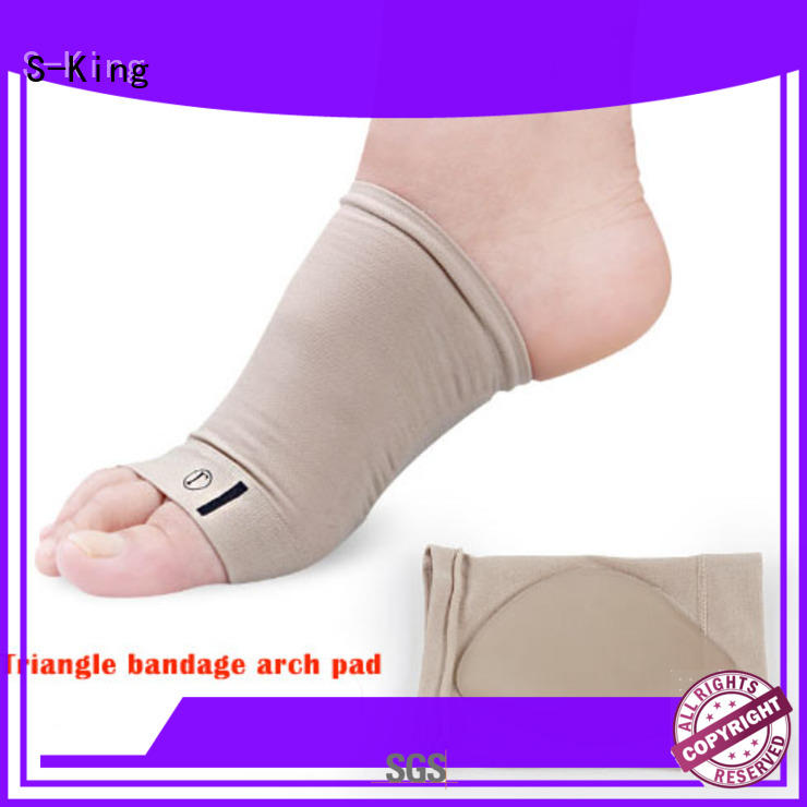 Custom arch support sleeves Supply for hammer toes