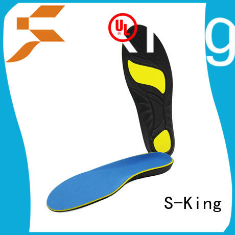 cotton foot insoles high arch support for shoes