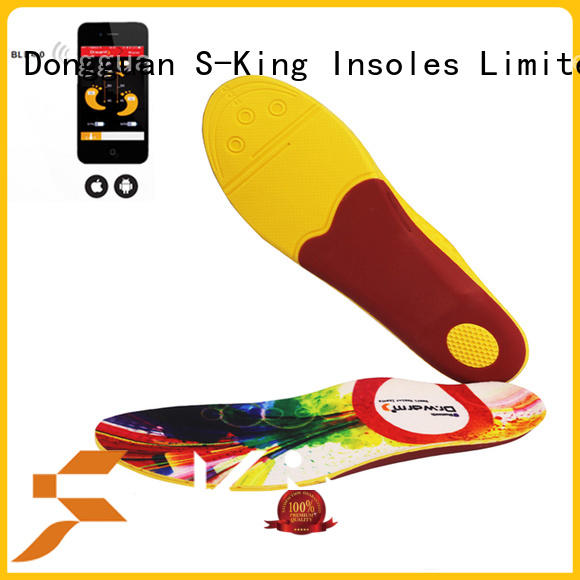 S-King insoles that keep your feet warm Suppliers for sailing