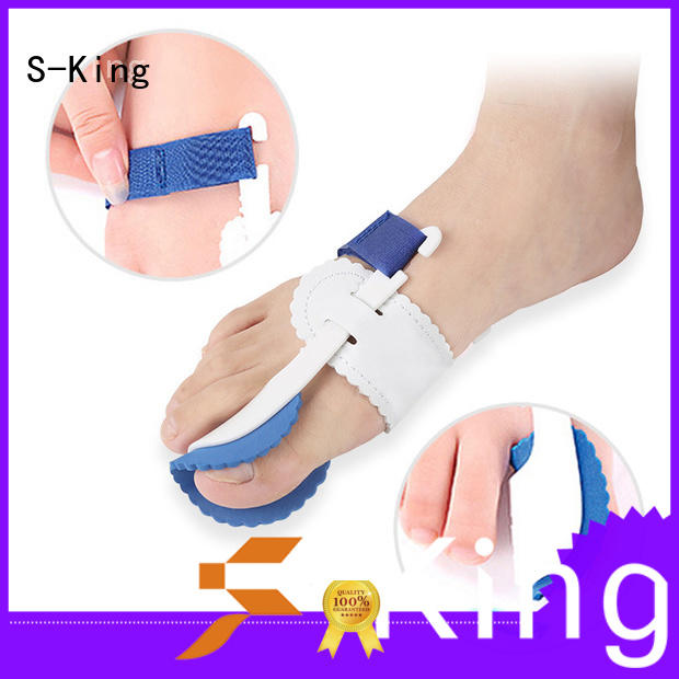 S-King hallux valgus corrector for closely