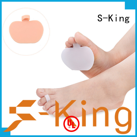 forefoot cushion silicone Metatarsal Pad S-King