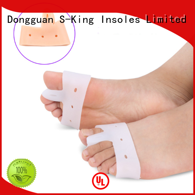 Latest gel bunion protectors toe separators company for mallet toes