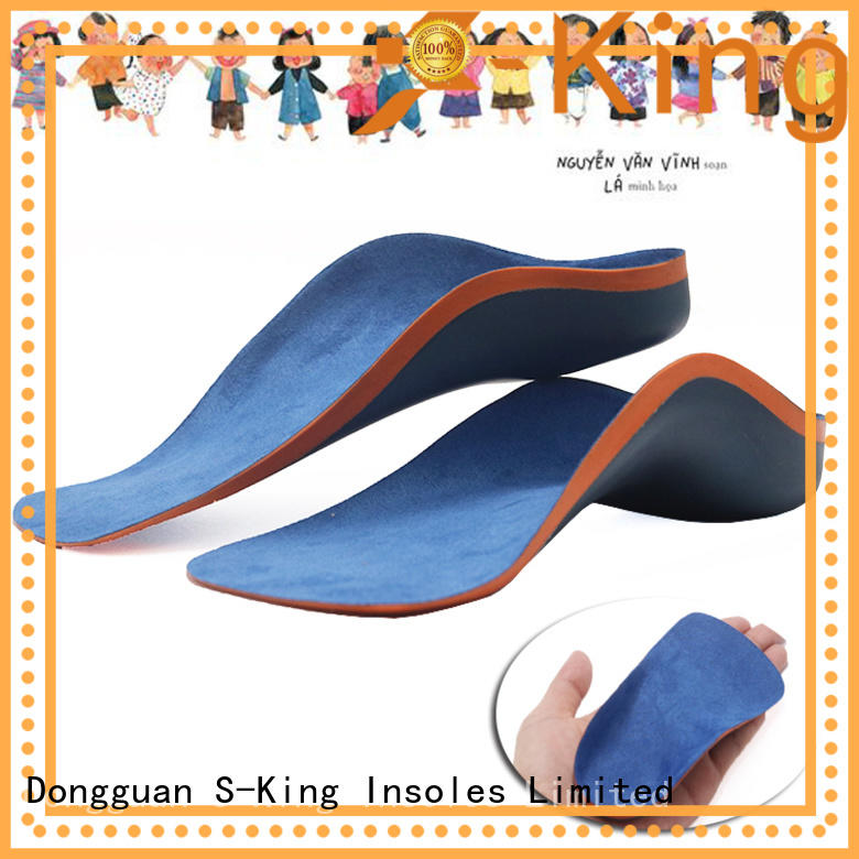 kids arch eva S-King Brand kid insoles
