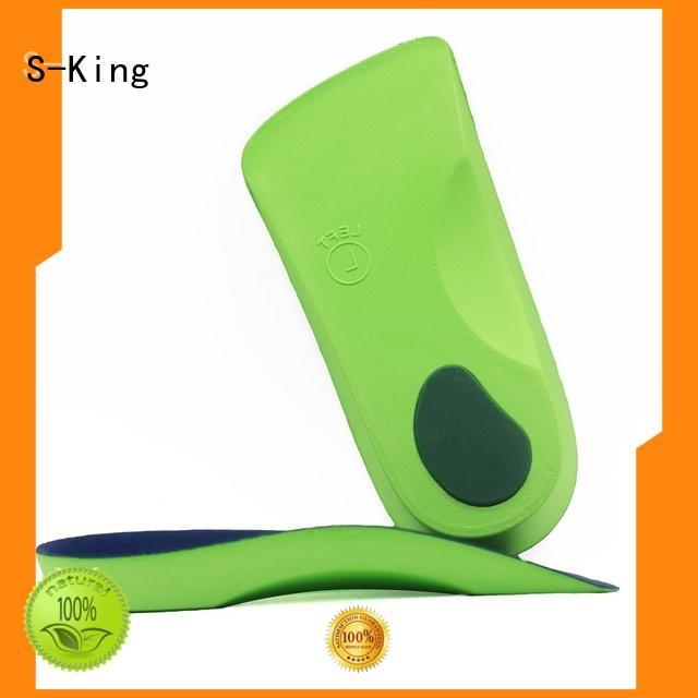 pain orthotic shoe insoles half length sports